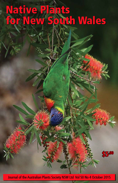 Native Plants for NSW - October 2015